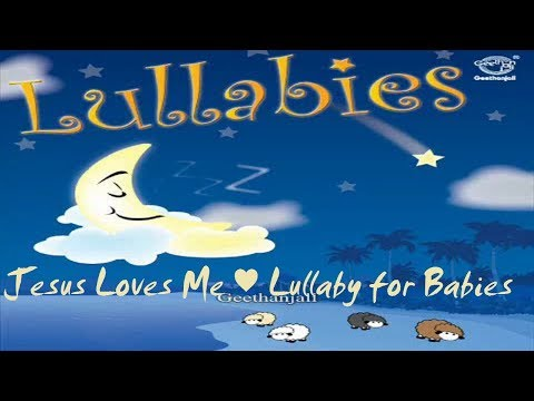 Jesus Loves Me ♥ Lullaby for Babies