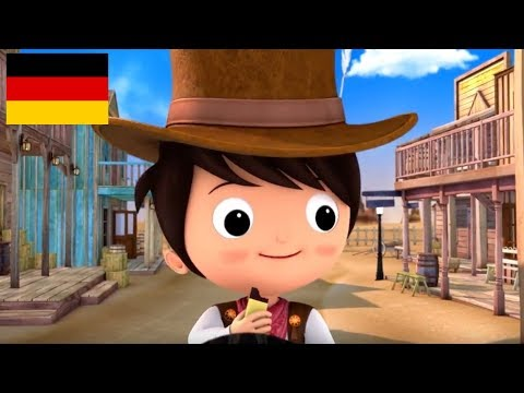 Little Baby Bum Kinderreime Für Kinder | Kinderlied-Lernlied in Deutscher Sprache