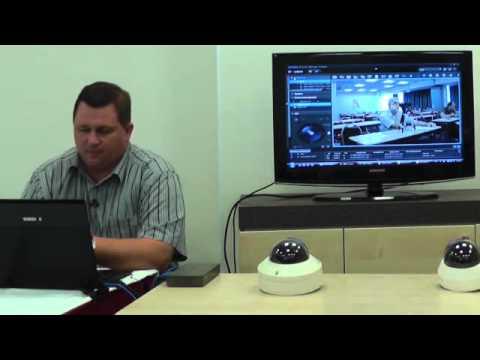 Камеры Samsung WiseNet III - поток 2,5 мбит/с