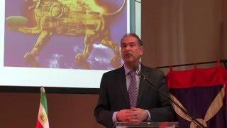 سخنرانی استاد زرتشت ستوده: نمادهای میترائیسم در اروپا و امریکا
