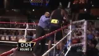 Shaq vs Oscar De La Hoya - Part 1 - September 8, 2009