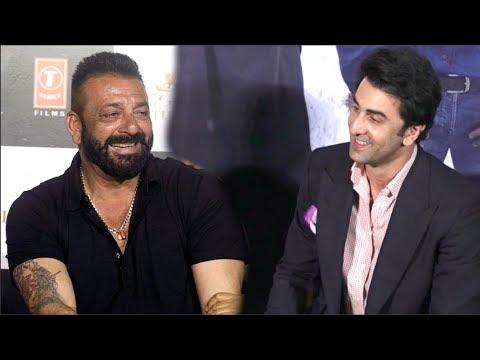 Video Ranbir Kapoor & Sanjay Dutt FUNNY Moments - Sanju Movie Teaser   Sanjay Dutt Biopic download in MP3, 3GP, MP4, WEBM, AVI, FLV January 2017
