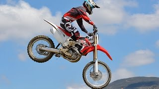 9. 2016 Honda CRF450R First Ride Review