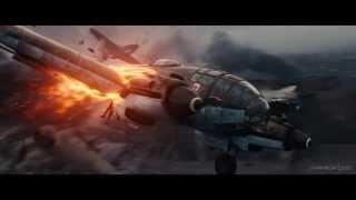 Stalingrad VFX Reel. Pure Awesomeness!