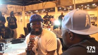 "50 Cent Disses Diddy: ""Puffy Is A Sucker"" & Talks About Issues With His Son"