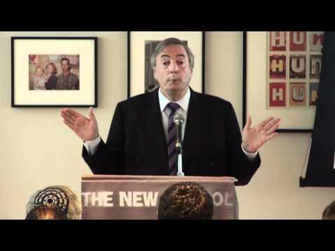 Nestor Kirchner an der New School: Latin America Rising (englisch übersetzte Version)