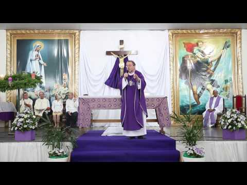Homilia missa do Crisma 2015 – com Pe. Eri e Dom Derek