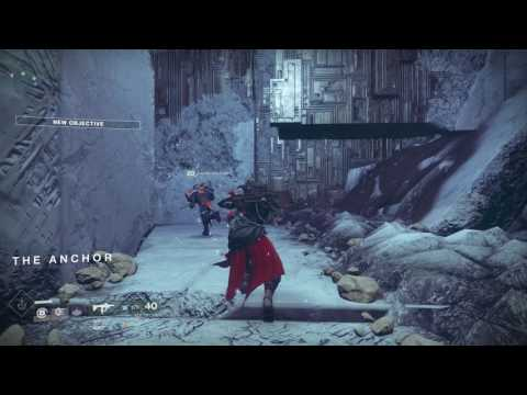 Destiny 2 -  The Inverted Spire Strike - Warlock