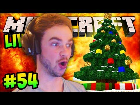 "MINECRAFT (How To Minecraft) – w/ Ali-A #54- ""BURN IT DOWN!"""