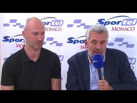Interview Thierry OMEYER & Claude ONESTA - SPORTELMonaco 2017