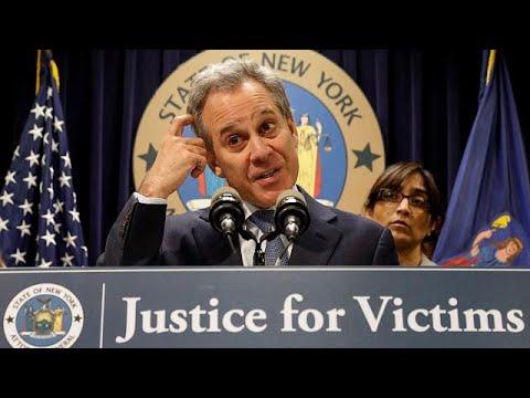 New York: Generalstaatsanwalt tritt nach Vorwürfen zurü ...
