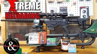 In this episode of Extreme Reloading, we work up our load for the Ruger Precision Rifle using CCI Large Rifle Benchrest primers, Hodgon's Varget powder, and a variety of excellent 168 gr. bullets.Check out the previous episodes and specifically:The Incredible Melting Bullet https://youtu.be/zCtDQEGcdrcAnd our Primers video https://youtu.be/_2ExW-IcAl4