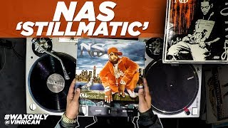 Discover Classic Samples On Nas's 'Stillmatic'