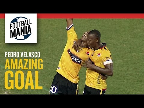 "Pedro ""Storm"" Velasco scores great solo goal"