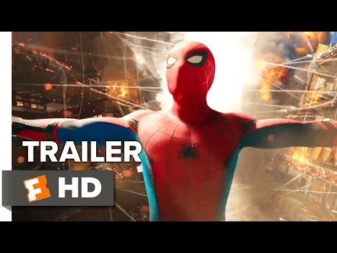 Commercial for Spider-Man: Homecoming (2017) (Television Commercial)