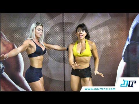 Angela Borges se destapa y cuenta sus secretos - Bikini Wellness