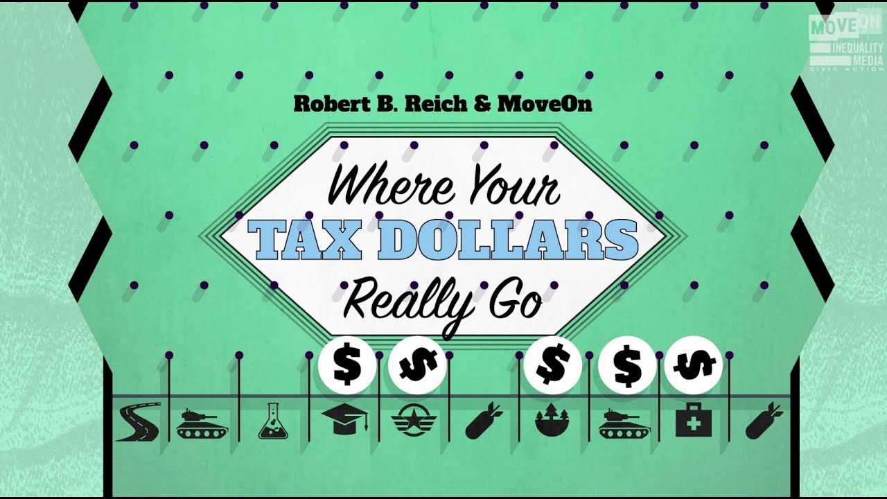 Where Your Tax Dollars Really Go