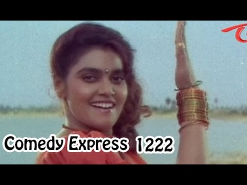 Comedy Express 1222 || Back to Back || Telugu Comedy Scenes
