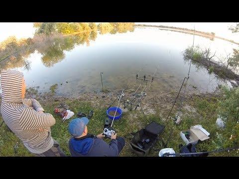 рыбалка 2017 новинки видео на карпа