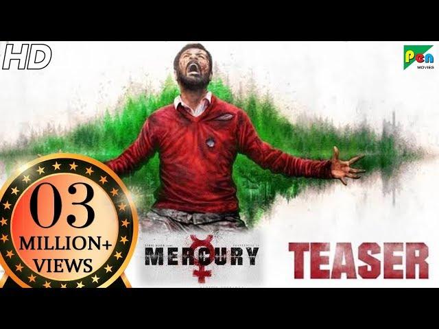 மெர்குரி by Kartik subburaj|Prabudeva - official Teaser
