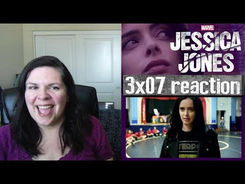"Marvel's Jessica Jones | Episode 3x07 Reaction & Review | ""A.K.A. The Double Half-Wappinger"""