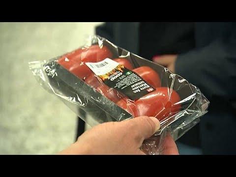 Dänemarks größter Supermarkt will Plastikverpackungen v ...