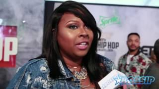 Ms. Jade Talks Return To Music & Sings 'Bitch*s Ain't Sh*t' Acapella   2016 BET Hip