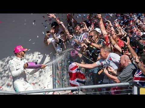 F1: Θριαμβευτής ο Λιούις Χάμιλτον στο Όστιν