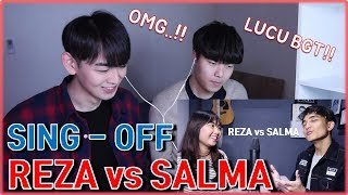 Video [KOREA REAKSI] Siti Badriah - Lagi Syantik (SING-OFF) Reza Darmawangsa VS Salma [Korean reaction] MP3, 3GP, MP4, WEBM, AVI, FLV Maret 2019