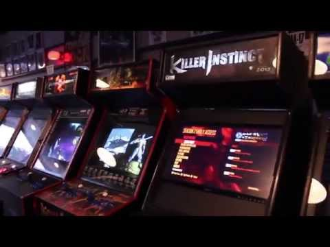 Galloping Ghost Arcade Unveiling of New Areas and more games