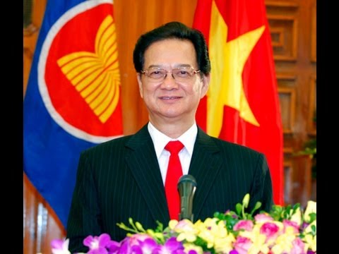 Shangri la Dialogue - Vietnam's Prime Minister Nguyen Tan Dzung attends Shangri-La Dialogue 2013 as Honorary Speaker. The PM also takes part in a number of activities to enhance c...