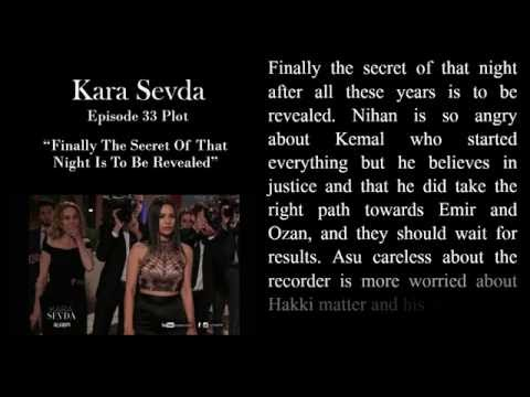 Kara Sevda Episode 33 Plot