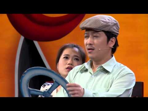 Tiểu phầm hài Taxi - Trường Giang -HỘI NGỘ DANH HÀI 2015