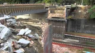 La Hulpe Belgium  city pictures gallery : Belgium La Hulpe Demolition Pont
