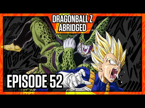 DragonBall Z Abridged: Episode 52 - TeamFourStar (TFS) (видео)