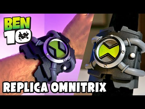Ben 10 Race Against Time Omnitrix Replica UNBOXING! (GIVEAWAY)