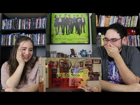 Perfect Stranger Things - Reaction / Review