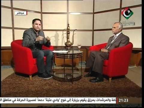 اتصال من احد طحالب بن وليد بقناة ليبيا الحرة