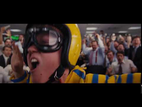 The Wolf Of Wall Street Freeze Frames