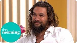 Jason Momoa on Becoming Aquaman | This Morning
