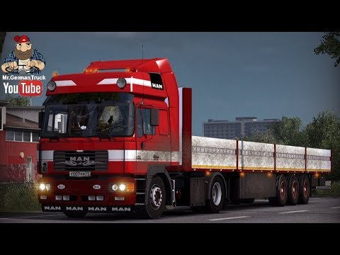MAN F2000 reworked v1.0