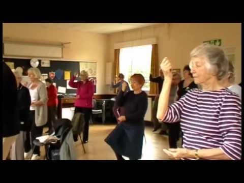 Inside Age UK Berkshire