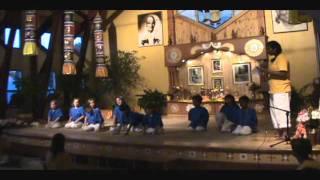 Video Sivananda Kids Camp Graduation 2011 Group 3 Yoga Demonstration MP3, 3GP, MP4, WEBM, AVI, FLV Oktober 2018