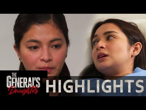 Jessie thanks Rhian for helping her | The General's Daughter (With Eng Subs)