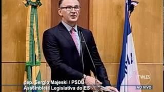Majeski sugere CPI para investigar concessão de incentivos fiscais na ALES
