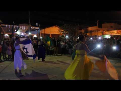 Promessa de Vida! Apresentação no Dia do Evangélico em Tejuçuoca (10/01/2017)
