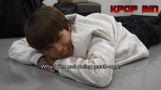 JIMIN (지민 BTS) is still a baby