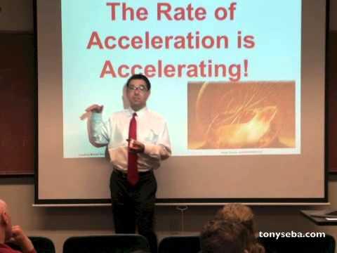 Waves of Disruption - Stanford 'Understanding & Leading Market Disruption'