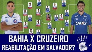 O Cruzeiro vai até Salvador encarar o Bahia nesta quinta-feira, as 21h, pela 5ª rodada do Campeonato Brasileiro. Confira as prováveis escalações e deixe sua ...