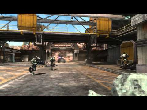 Halo: Reach Defiant Map Pack Announced with Debut Trailer